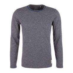 S.Oliver T-Shirt Męski Xl Ciemnoszary. Szare bluzki z długim rękawem męskie S.Oliver. Za 79.00 zł.