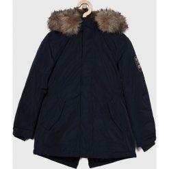 Name it - Kurtka dziecięca 128-164 cm. Czarne kurtki i płaszcze dla dziewczynek Name it, z poliesteru. W wyprzedaży za 299.90 zł.