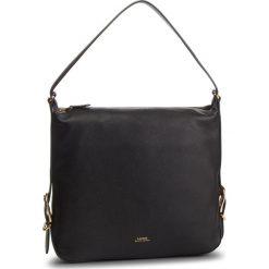 Torebka LAUREN RALPH LAUREN - Cornwall 431735213001  Black. Czarne torebki do ręki damskie Lauren Ralph Lauren, ze skóry. Za 1,519.00 zł.