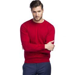 Sweter EDMONDO SWTR000212. Swetry przez głowę męskie marki Giacomo Conti. Za 149.00 zł.