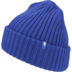 Czapka damska CAD250 - kobalt. Czapki i kapelusze damskie marki WED'ZE. W wyprzedaży za 29.99 zł.