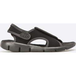 Nike Kids - Sandały dziecięce Sunray. Sandały chłopięce Nike Kids, z materiału. Za 129.90 zł.