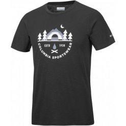 Columbia Męski T-Shirt Nelson Point Graphic Short Sleeve Tee Shark,Xxl. Czarne t-shirty męskie Columbia. W wyprzedaży za 109.00 zł.