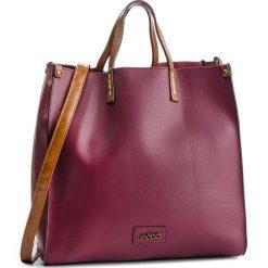 Torebka NOBO - NBAG-F0630-C005 Bordowy. Czerwone torebki do ręki damskie Nobo, ze skóry ekologicznej. W wyprzedaży za 159.00 zł.