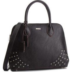 Torebka WITTCHEN - 87-4Y-558-1 Czarny. Czarne torebki do ręki damskie Wittchen, ze skóry ekologicznej. W wyprzedaży za 219.00 zł.