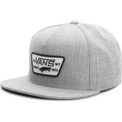 Czapka z daszkiem VANS - Full Patch Snap VN000QPUHTG Heather Grey. Szare czapki i kapelusze męskie Vans. Za 109.00 zł.