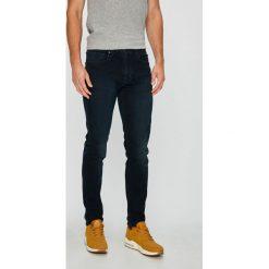 Levi's - Jeansy 512. Brązowe jeansy męskie Levi's. Za 369.90 zł.