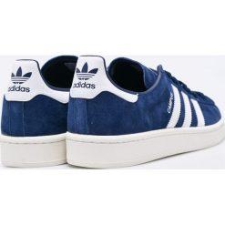 Adidas Originals - Buty Campus. Szare buty sportowe męskie adidas Originals, z materiału. W wyprzedaży za 299.90 zł.