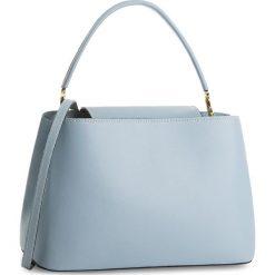Torebka CREOLE - K10518 J. Niebieski. Niebieskie torebki do ręki damskie Creole, ze skóry. Za 249.00 zł.