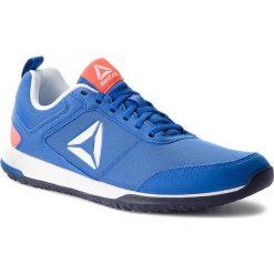 Buty Reebok - Ctx Tr Fb CN2667 Blue/Red/Wht/Navy. Niebieskie buty sportowe męskie Reebok, z materiału. W wyprzedaży za 189.00 zł.
