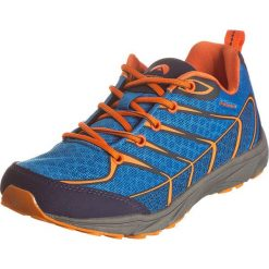 """Buty sportowe """"Lemah"""" w kolorze niebiesko-pomarańczowym. Buty sportowe męskie Elementerre, z gumy. W wyprzedaży za 104.95 zł."""