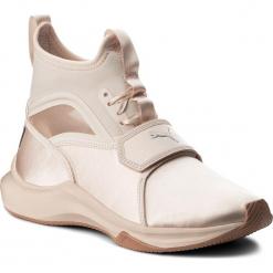 Buty PUMA - Phenom Satin EP Wn's 190519 02 Pearl/Pearl. Czerwone obuwie sportowe damskie Puma, z materiału. W wyprzedaży za 289.00 zł.