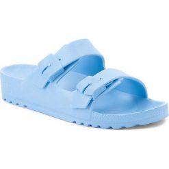 Klapki SCHOLL - Bahia F26924 1032 350 Light Blue. Niebieskie klapki damskie Scholl, z tworzywa sztucznego. Za 120.00 zł.