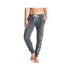 Roxy Spodnie Dresowe  Skin J True Black L. Czarne spodnie dresowe damskie Roxy, z dresówki. W wyprzedaży za 149.00 zł.