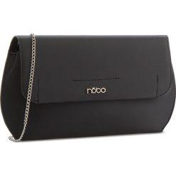Torebka NOBO - NBAG-F1010-C020 Czarny. Czarne torebki do ręki damskie Nobo, ze skóry ekologicznej. W wyprzedaży za 99.00 zł.