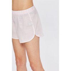 Lauren Ralph Lauren - Piżama. Szare piżamy damskie Lauren Ralph Lauren, z bawełny. W wyprzedaży za 299.90 zł.