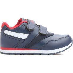 Granatowe Buty Sportowe Migratory Bird. Niebieskie buty sportowe chłopięce Born2be, z materiału. Za 39.99 zł.