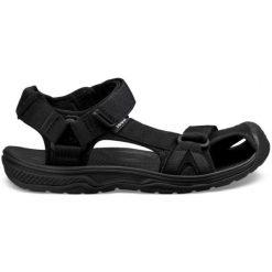 Teva Sandały Męskie Hurricane Toe Pro 2 Black, 45.5. Czarne sandały męskie Teva, z gumy. Za 365.00 zł.