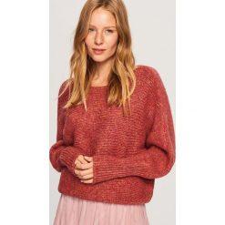 Sweter nietoperz - Różowy. Swetry damskie marki bonprix. W wyprzedaży za 99.99 zł.