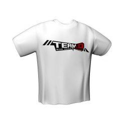 GamersWear Koszulka TEAM3D T-Shirt White (XXL) (6079-XXL). Białe t-shirty i topy dla dziewczynek GamersWear. Za 56.80 zł.