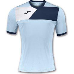 Joma sport Koszulka piłkarska Crew II niebieska r. L (100611.353). T-shirty i topy dla dziewczynek Joma sport. Za 57.92 zł.