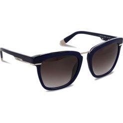 Okulary przeciwsłoneczne FURLA - Milano 919757 D 139F REM  Vaniglia d. Niebieskie okulary przeciwsłoneczne damskie Furla. W wyprzedaży za 549.00 zł.