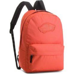 Plecak VANS - Realm Backpack VN000NZ0P37 Spiced Coral. Brązowe plecaki damskie Vans, z materiału, sportowe. W wyprzedaży za 109.00 zł.