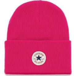 Czapka CONVERSE - 609744  Pink Pop. Czerwone czapki i kapelusze męskie Converse, z materiału. Za 89.00 zł.