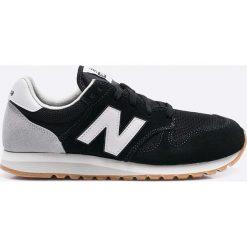 New Balance - Buty U520AG. Szare buty sportowe męskie New Balance, z materiału. W wyprzedaży za 199.90 zł.
