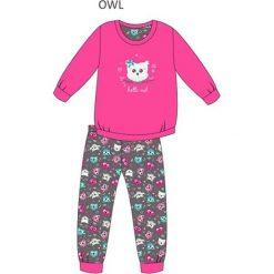 Piżama Kids Girl 975/94 Owl różowa r. 164. Czerwone bielizna dla chłopców Cornette. Za 64.26 zł.