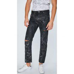 Diesel - Jeansy Mharky. Szare jeansy męskie Diesel. W wyprzedaży za 899.90 zł.