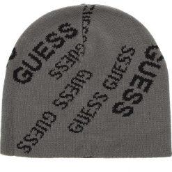 Czapka GUESS - AM7910 WOL01 GRY. Szare czapki i kapelusze męskie Guess. Za 139.00 zł.
