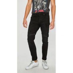 Only & Sons - Jeansy Spun. Czarne jeansy męskie Only & Sons. W wyprzedaży za 149.90 zł.