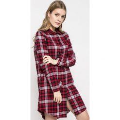 Emporio Armani - Koszula piżamowa. Piżamy damskie Emporio Armani, z bawełny. W wyprzedaży za 159.90 zł.