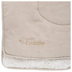 Cuddleco Koc Dwustronny Comfi-Cuddle 140 X 100 Cm Mink. Szare kocyki dla dzieci Cuddleco, z zamszu. Za 139.00 zł.