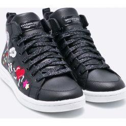 Skechers - Trampki dziecięce. Buty sportowe dziewczęce marki bonprix. W wyprzedaży za 269.90 zł.