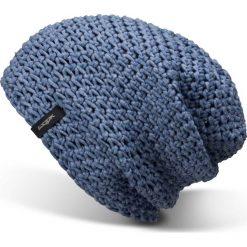 Woox Wiosenna Czapka Krasnal Unisex |Handmade| Niebieska Frigus Beanie Jeans - Frigus Beanie Jeans  -          - 8595564755142. Czapki i kapelusze męskie Woox. Za 84.85 zł.