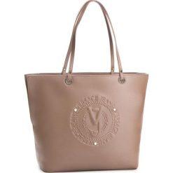 Torebka VERSACE JEANS - E1VSBBX1 70828 148. Brązowe torebki do ręki damskie Versace Jeans, z jeansu. Za 529.00 zł.