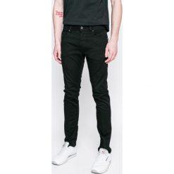 Diesel - Jeansy Thommer. Czarne jeansy męskie Diesel. W wyprzedaży za 399.90 zł.