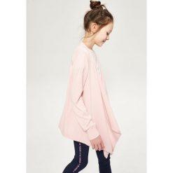 Sweter waterfall - Pomarańczo. Swetry dla dziewczynek Reserved. W wyprzedaży za 39.99 zł.