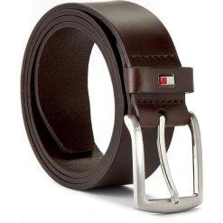 Pasek Męski TOMMY HILFIGER - New Denton 3.5 Belt E3578A1208 965. Brązowe paski damskie Tommy Hilfiger, w paski, ze skóry. Za 179.00 zł.