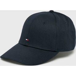 Tommy Hilfiger - Czapka. Czarne czapki i kapelusze męskie Tommy Hilfiger. Za 119.90 zł.