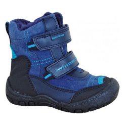Protetika Buty Zimowe Za Kostkę Chłopięce Rolo 24 Niebieski. Niebieskie buty zimowe chłopięce Protetika, z futra. Za 175.00 zł.