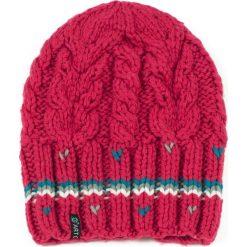 46a5068c457ea5 Czapka damska Stripes różówa. Czapki i kapelusze damskie marki Outhorn. Za  37.60 zł.
