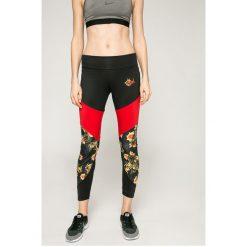 Nike Sportswear - Legginsy. Szare legginsy damskie Nike Sportswear, z bawełny. W wyprzedaży za 149.90 zł.