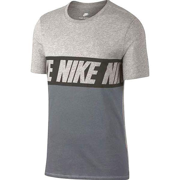 d16227c20fa Nike Repeat Logo T-Shirt 856475-063 - T-shirty męskie Nike. W ...