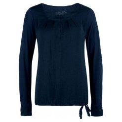 S.Oliver T-Shirt Damski 42 Ciemny Niebieski. Niebieskie t-shirty damskie S.Oliver. Za 119.00 zł.