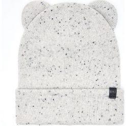 Czapka z uszami - Kremowy. Białe czapki i kapelusze damskie Cropp. Za 19.99 zł.