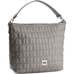 Torebka NOBO - NBAG-C3800-C019 Szary. Szare torebki do ręki damskie Nobo, ze skóry ekologicznej. W wyprzedaży za 149.00 zł.