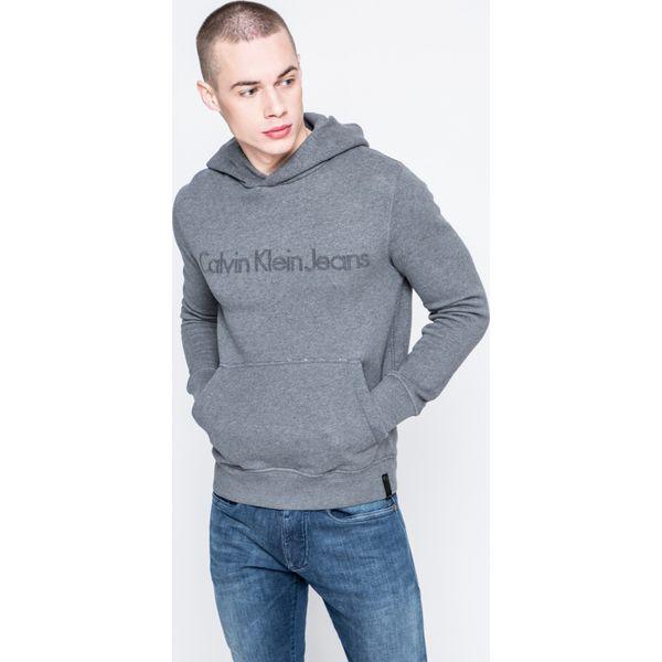 053f66fc59d46 Calvin Klein Jeans - Bluza - Bluzy męskie marki Calvin Klein Jeans, z  nadrukiem, z bawełny. W wyprzedaży za 349.90 zł. - Bluzy męskie - Odzież  męska - Dla ...